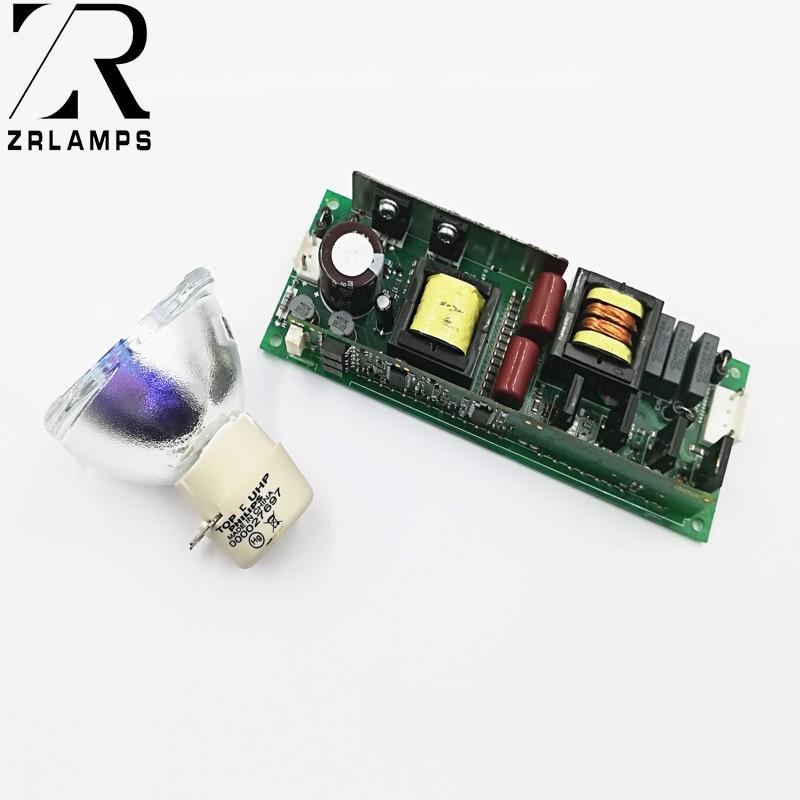 ZRLAMPS 10 個 2R + ランプ 5 個 5R ランプ + バラストビームランプランプ msd 5r msd プラチナ 5r 移動ヘッドステージ照明  グループ上の 家電製品 からの プロジェクター電球 の中 2