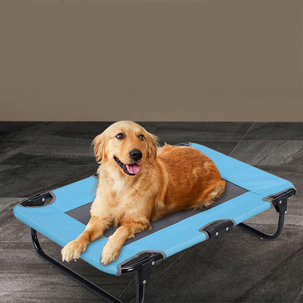 Tapis de chien respirant été pour animaux de compagnie tapis de refroidissement matelas pour Teddy petit moyen grand chien Chihuahua lit nid Pad Pet House