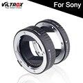 Viltrox adaptador de lentes de enfoque automático macro extension tube para sony e montaje de Cámara ILCE A6300 A6500 A5000 A6000 A7 A7R A7S A7SII NEX-7