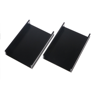 Image 5 - 150x105x55mm DIY Aluminium Behuizing Geval Elektronische Project PCB Instrument Doos