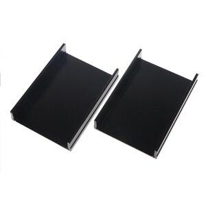 Image 5 - 150x105x55mm DIY אלומיניום מארז מקרה אלקטרוני פרויקט PCB תיבת מכשיר