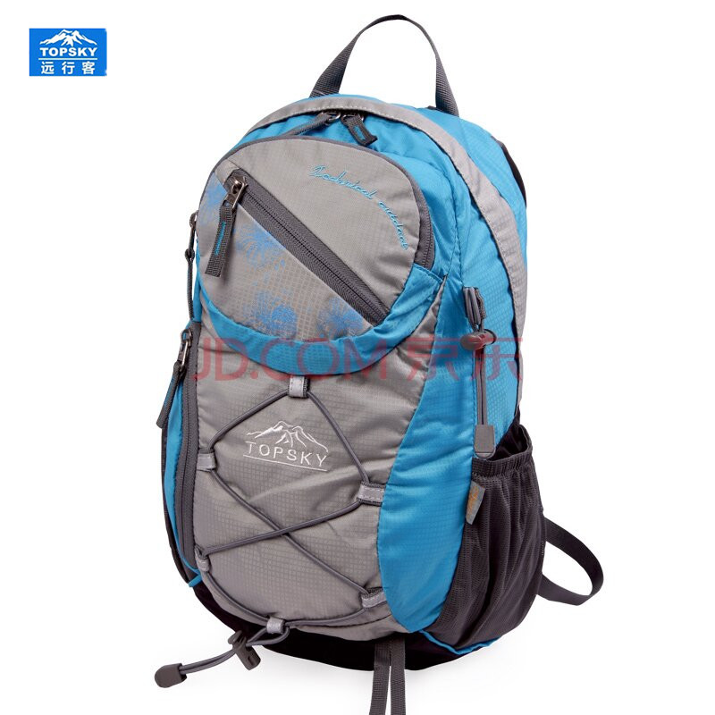 Topsky waterproof anti-tear outdoor mountain climbing hiking backpack 20L packsack brand camping sport travel backpack men&women blog flashlight outdoor 5led pocket strong waterproof 8 hours to illuminate mountain climbing camping p004