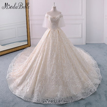 modabelle Luxury Appliques Wedding Dresses Vintage Women
