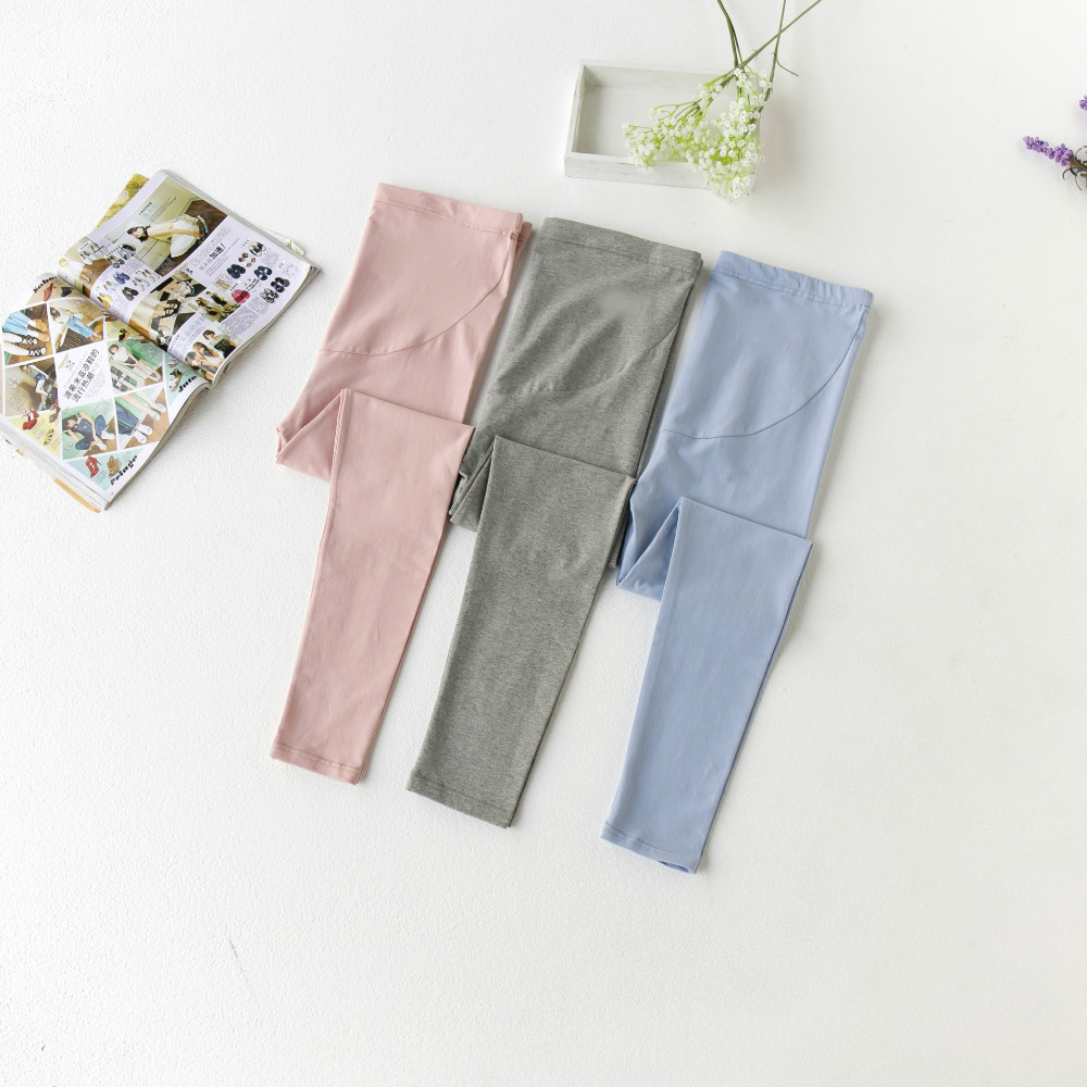 2017 Fashion Maternity Pants cotton Trousers  Thin Pencil Pants for pregnant women Clothes  for pregnant women