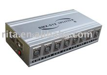 1 to 8 DMX distributor