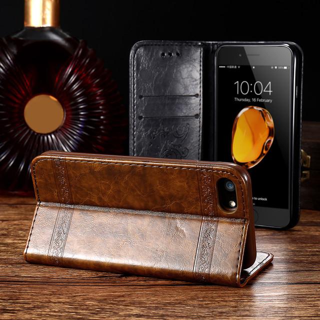 Vintage Wallet iPhone Case