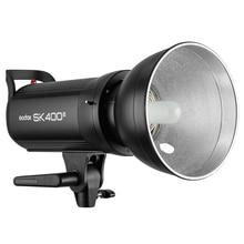 Godox SK400 II 400WS GN65 2.4 г Беспроводной x Системы Аксессуары для фотостудий вспышки света Строб Освещение 150 Вт моделирование лампа
