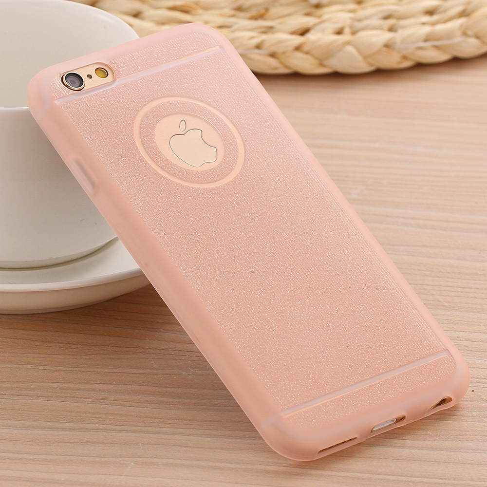 Candy Color Matte Frame Soft Tpu Clear Phone Case For Iphone Wp 7 Plus Cafele Silicone Casing Cases Cover
