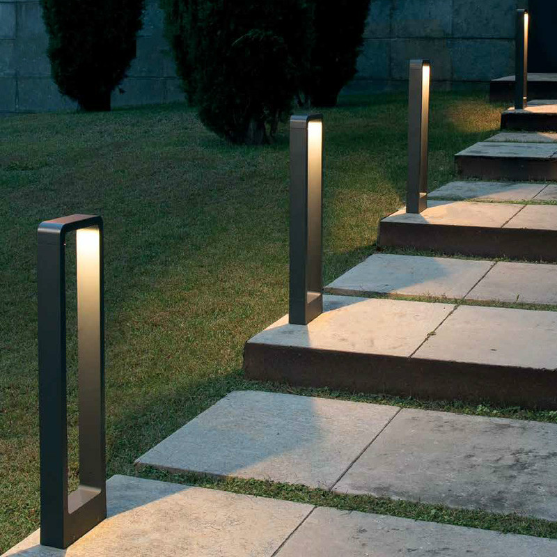modern design led garden lawn light waterproof landscape lighting aluminum garden light post lighting fitting for the yard in garden мармелад 10
