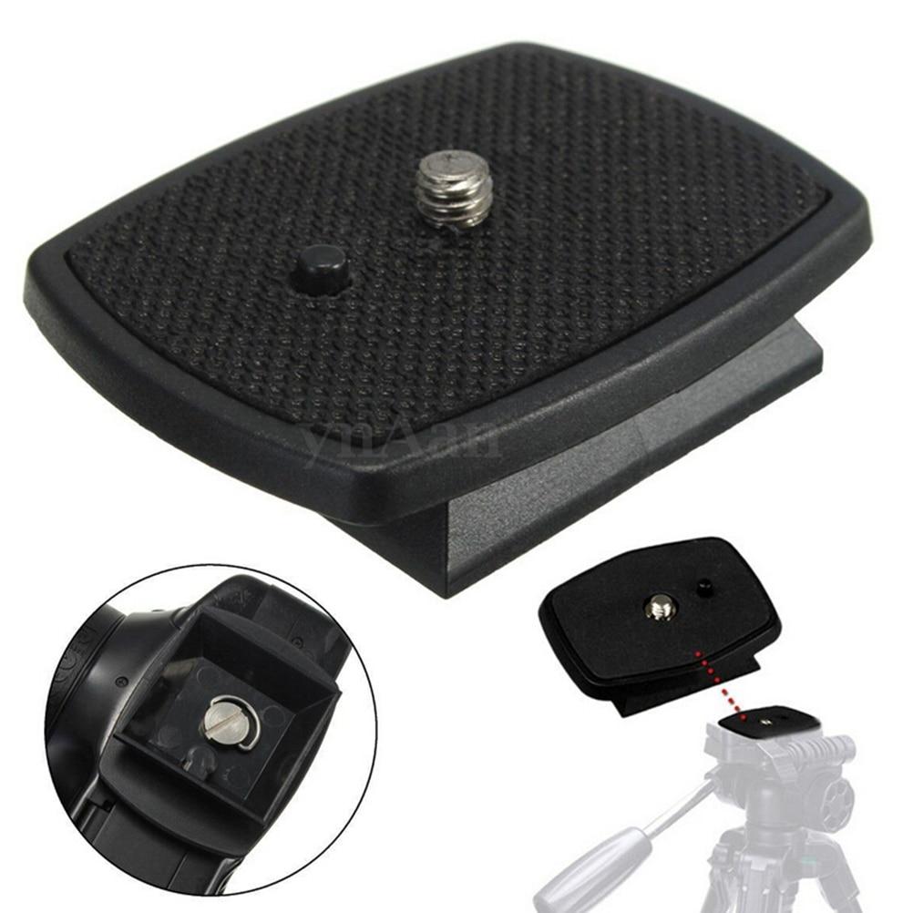 Quick Release Tripod Monopod Head Screw Adapter Mount For VCT-D680RM D580RM R640 Velbon PH-249Q Pan Head