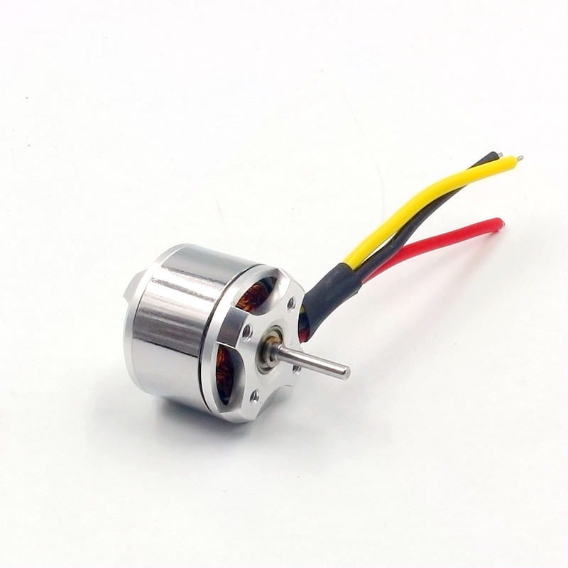 2627 4200KV brushless outrunner motor for RC hobby 300 400 class helis boats parts reflection