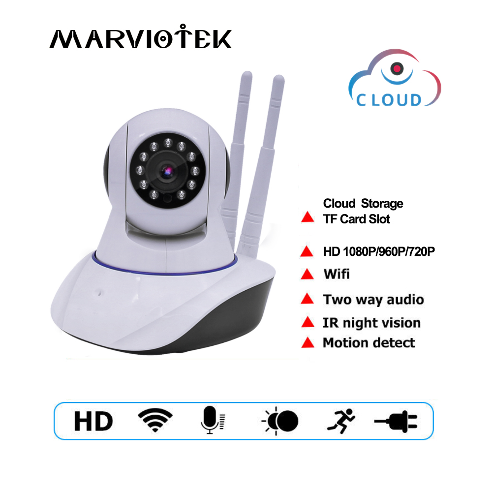 Wireless IP Camera Smart CCTV Home Security Camera P2P Network Baby Monitor Video Surveillance Wifi Camera 960P 720P 1080P HD