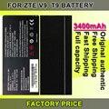Hot Sale ! 3400mAh ZTE Mobile Phone Battery Li3734T42P3hC86049 Cellphone Battery for ZTE V9e T9 V9C V9+ V9A