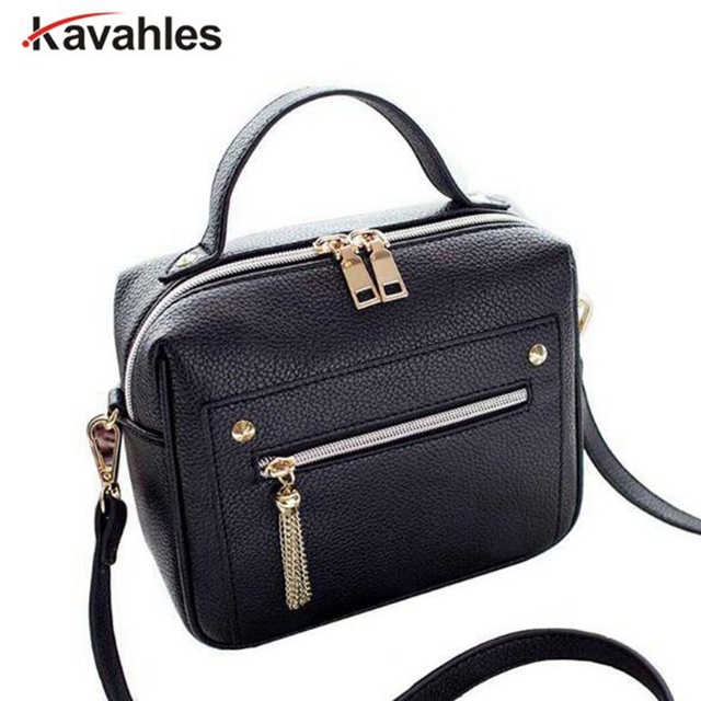 567ac2c6e645 Female Minimalist Crossbody Bag Small Women Shoulder Bag Tassel Women Messenger  Bags Tote Handbag Designer Bolsa Feminina PP-485
