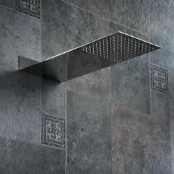 BAKALA нержавеющей стали квадратная душа насадка дождевая хромированная душа, насадка насадка для душа высокого давления, кран для ванны,