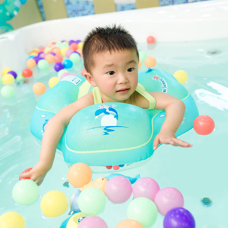 Baby Toddler Inflatable Body Swim Float Ring Armpit Floating Ring Swimming Pool YS-BUY