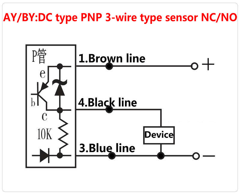 Strange 12Mm Cylindrical Capacitive Proximity Switch Ljc12A3 A Z Ax Ay Bx By Wiring Digital Resources Warobapapkbiperorg