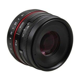 Image 5 - 50 mét f/1.8 APS C F1.8 máy ảnh Lens đối với Olympus Panasonic M4/3 M43 MFT EP5 OMD EM5 e M1 E M1 Mark II E M5 E M5 Không Gương Lật Máy Ảnh