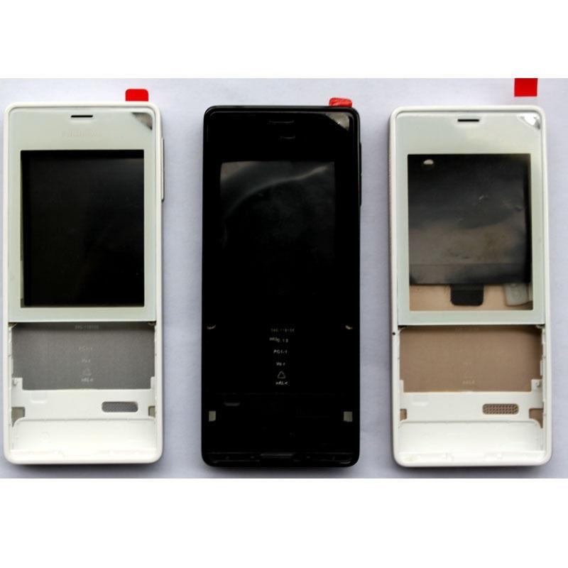 New for Nokia 515 Full Housing Cover Case