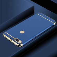 Ultra Thin Metal Plating Frame Hard Cover for Xiaomi Mi5X Mi 5X Luxury Full Cases MiA1 A1 Coque Fundas Protection