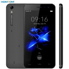 "HOMTOM HT16 RAM 1GB+ROM 8GB 5.0"" Android 6.0 MTK6580 Quad Core up to 1.3GHz 3G Smartphone 5.0MP 3000mAh OTA FM"