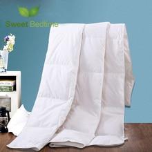 satin putih selimut ukuran
