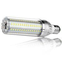 E27 220V LED light 5730 SMD LED bulb E27 corn fan light 25W 35W 50W LED corn light bulb 360 degree light