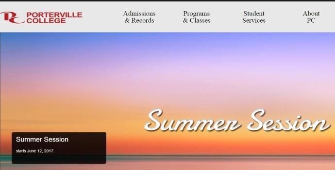 教你申请美国社区大学portervillecollege.edu的邮箱