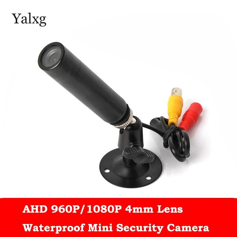 1080P AHD HD Mini Black Bullet NVP2431 Sony IMX225 NVP2441 Sony IMX323 960P 1080P Waterproof Camera