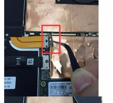 Bridge connector For Microsoft Surface Pro 3 (1631) between the battery and logic board connector replacement
