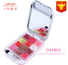 12 color lip gloss set moisturizing lasting 10 g nude lipstick
