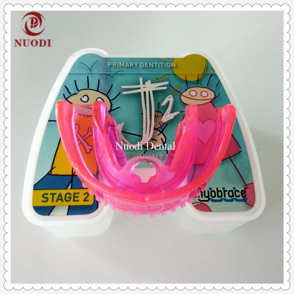 Teeth Oral Appliance J2/Dental Orthodontic Brace J2/Juniors Orthodontic Trainer Appliance/dental arch trainer 2018 new arrival dental arch wire former square wire molding orthodontic buccal tube oral dental tools