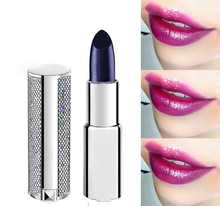 Blue rose cosmetische make-up magic lipstick Color Temperature Change Moisturizer langdurige waterproof lipgloss
