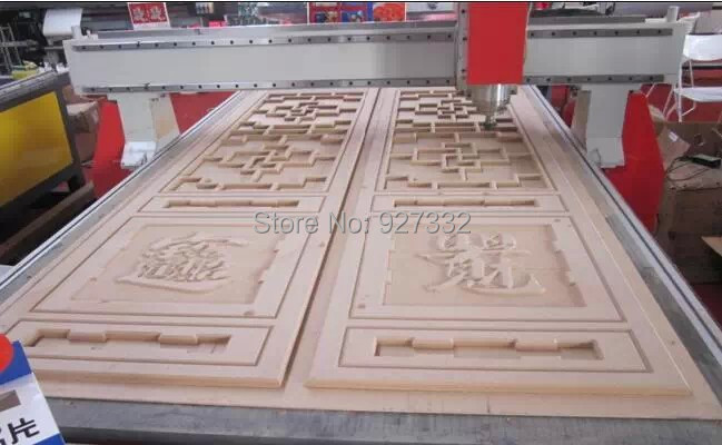New Woodworking Machine CNC Router Machine 1325 High Quality for Wood CNC Milling Engraving Cutting Machine