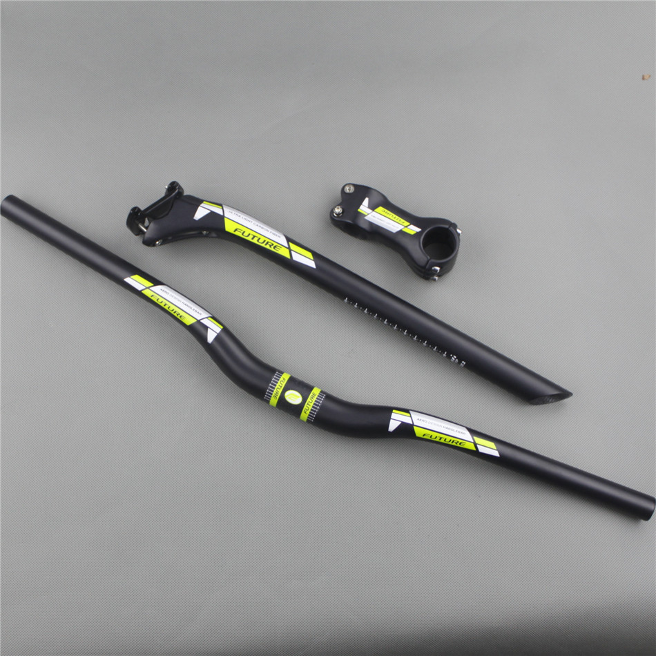 2016 FUTURE 3K full carbon MTB bicycle handlebar road mountain bike parts flat / rise handlebar bicicleta parts future brand from taiwan full carbon fiber flat riser handlebar mtb use 3k finish 31 8 600 620 640 660 680 700mm