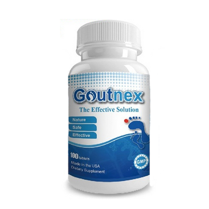 Free shipping 100 tab 100% natural  735  mg/tab Gout suffers Blood Uric Acid Balance GOUTNEX uric acid support gout relief usa alpha lipoic acid ala 100 mg 120 caps free shipping