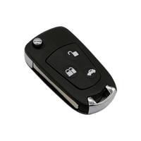 remote key WhatsKey Folding Key 3 Button Modified Flip Remote Key Shell Fob Case For Ford Mondeo Focus Festiva KA C Max Mondeo With Logo (5)