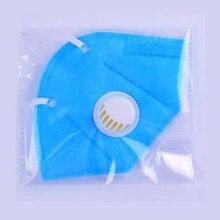 Disposable folding respirator valve dust mask non-woven PM2.5 disposable outdoor