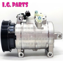 Auto A/C AC Compressor With Clutch ASSY For Jeep Comander 5.7 2007- 447220-5621 4472205621