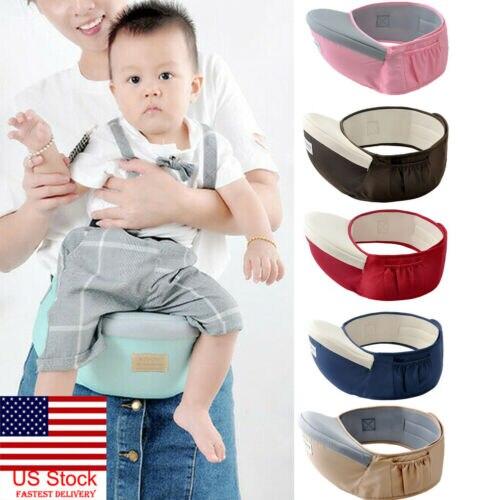 Baby Carrier Waist Stool Walkers Kids Sling Hold Belt Backpack Infant Hip Seat Baby Boy Girl Carrier Kid Sling Holder