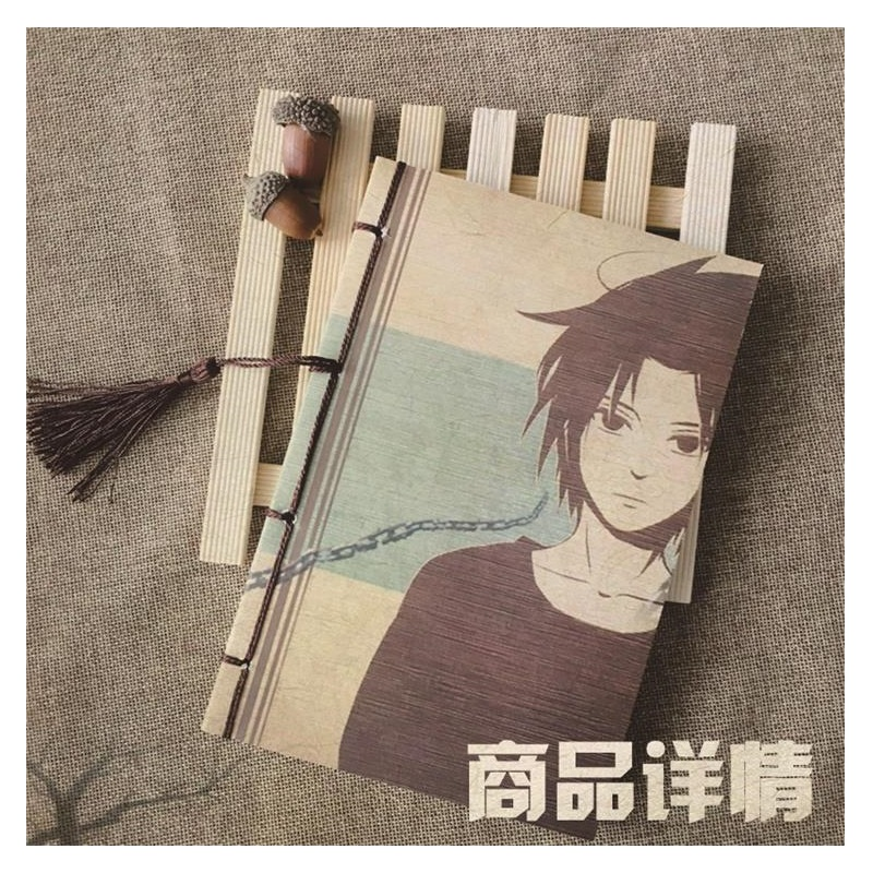 1 Pc Anime Naruto Miyazaki Totoro Notebook Diary Weekly Planner Notebook Anime Around Fans
