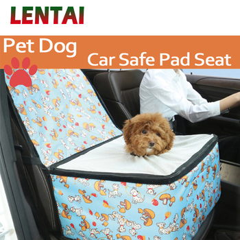 LENTAI 1PC Car Pet Pad Portable Folding Storage Bag For Seat Leon Ibiza Skoda Rapid Fabia Octavia Yeti Audi A3 A4 B8 B6 B7 A6 C5