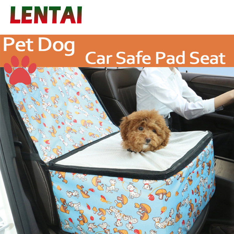 LENTAI 1 PC voiture Pet Pad Portable pliable sac de rangement pour siège Leon Ibiza Skoda Rapid Fabia Octavia Yeti Audi A3 A4 B8 B6 B7 A6 C5