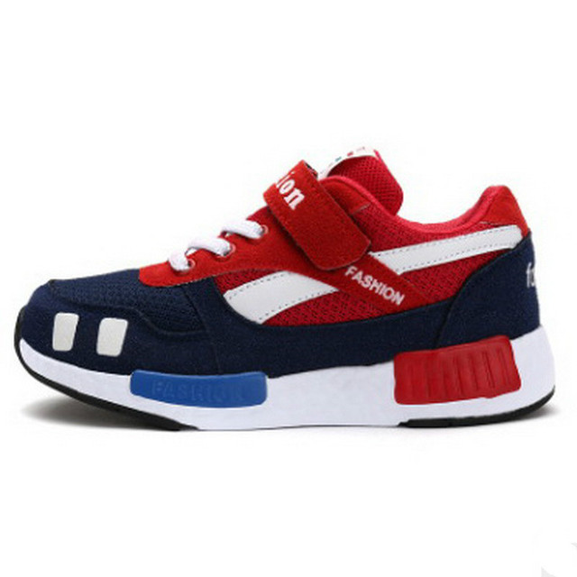 Sport Shoes Kids 2017 Fashion Original Top Quality Children Superfly Cheap Training Sneakers For Boy And Gril