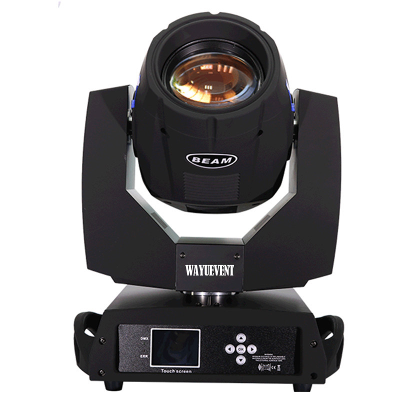 Sharpy beam moving head light 230w beam 7r moving head beam 230 light disco party nightclub stage lights 7r beam sharpy moving head light 230w white housing moving head beam stage light beam 230 dmx dj disco club lighting