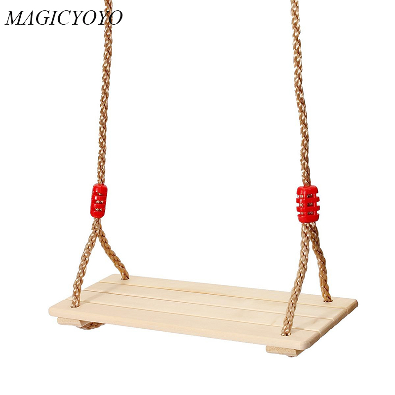 Us 14 43 15 Off Adults Children Swing Seat Environmental Garden Or Yard Tree Swing Rope Seat Molded For Kids Enjoy Flowers And Birdsong In Toy