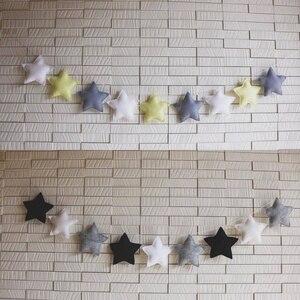 Nordic Style Stars Handmade Ga