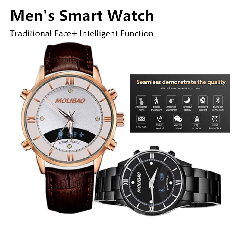 Traditional Face+Waterproof Smart Watch A7 Smartwatch Bluetooth Android Support Health Monitor Call Reminder Anti lost Men Watch wireless service call bell system popular in restaurant ce passed 433 92mhz full equipment watch pager 1 watch 7 call button