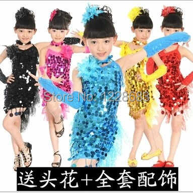 689dd660f9ae5 Detail Feedback Questions about Hot Sale Discount Sequin Child Kids ...