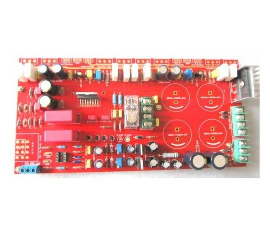 ФОТО Amplifier boardLM4562+LM4702+Power tube*8 Finished board for LM4702 circuit Kit